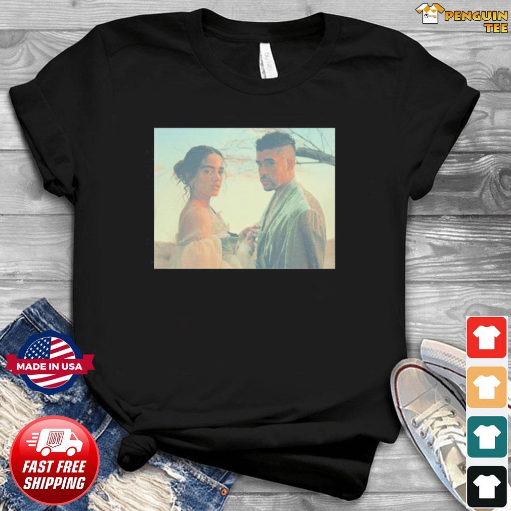 Latino Gang Bad Bunny And Rosalia T-Shirt