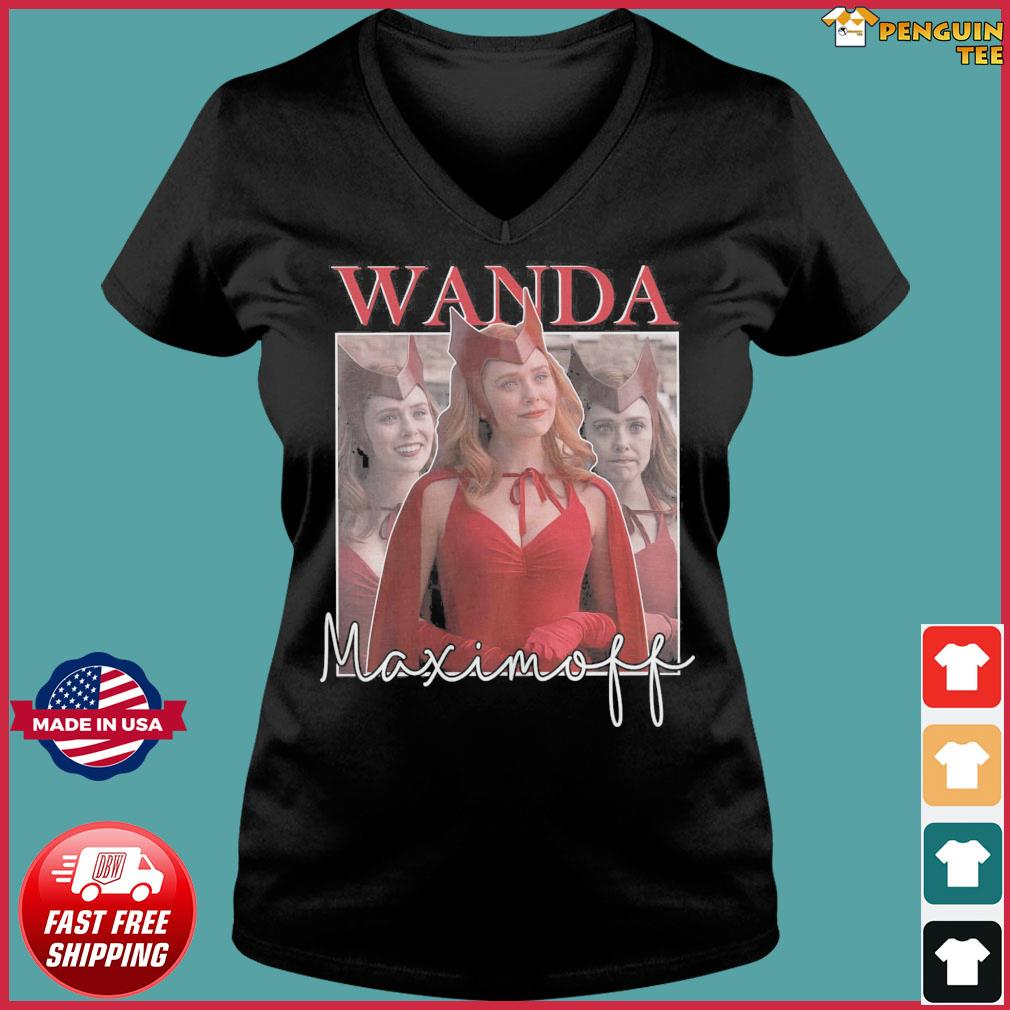 Men/'s I Love Wanda Tee