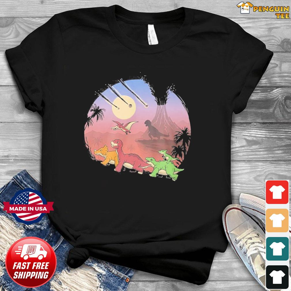 The Land Before Welcome To Extinction Shirt