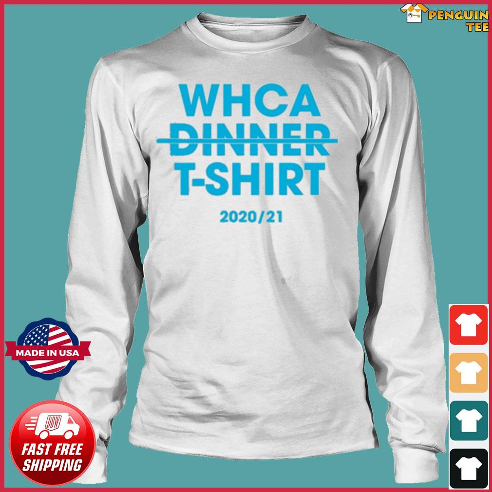 Official WHCA Dinner 2020-21 Shirt Long Sleeve