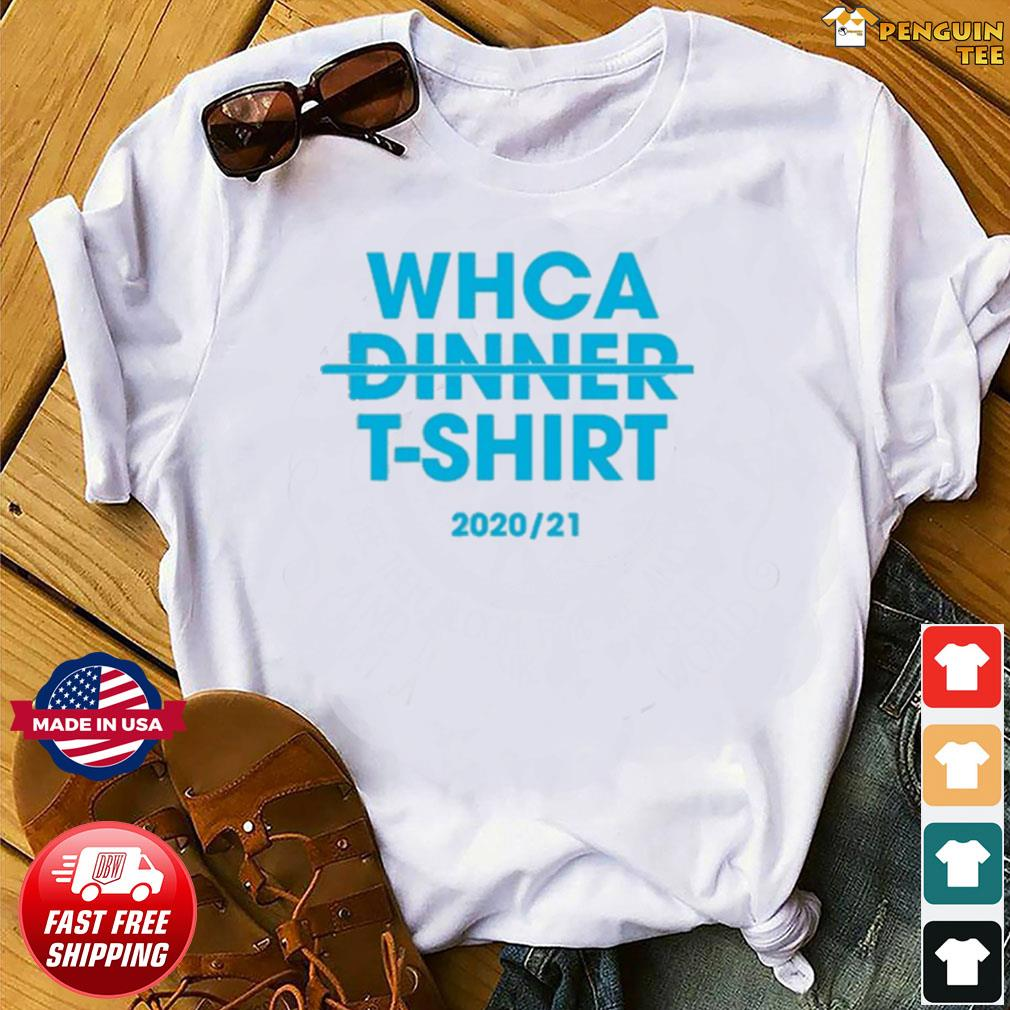 Official WHCA Dinner 2020-21 Shirt