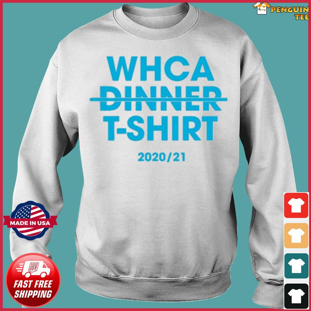 Official WHCA Dinner 2020-21 Shirt Sweater