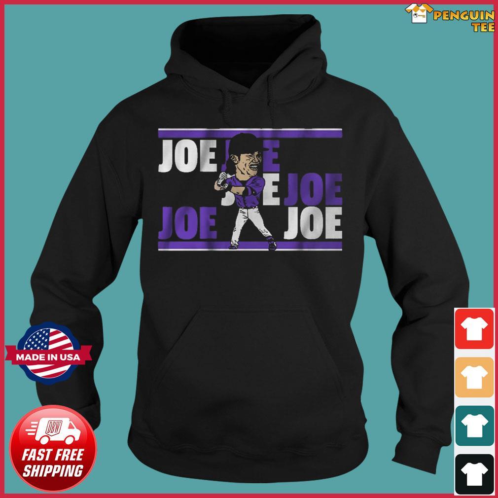 JOE JOE JOE baseball s Hoodie