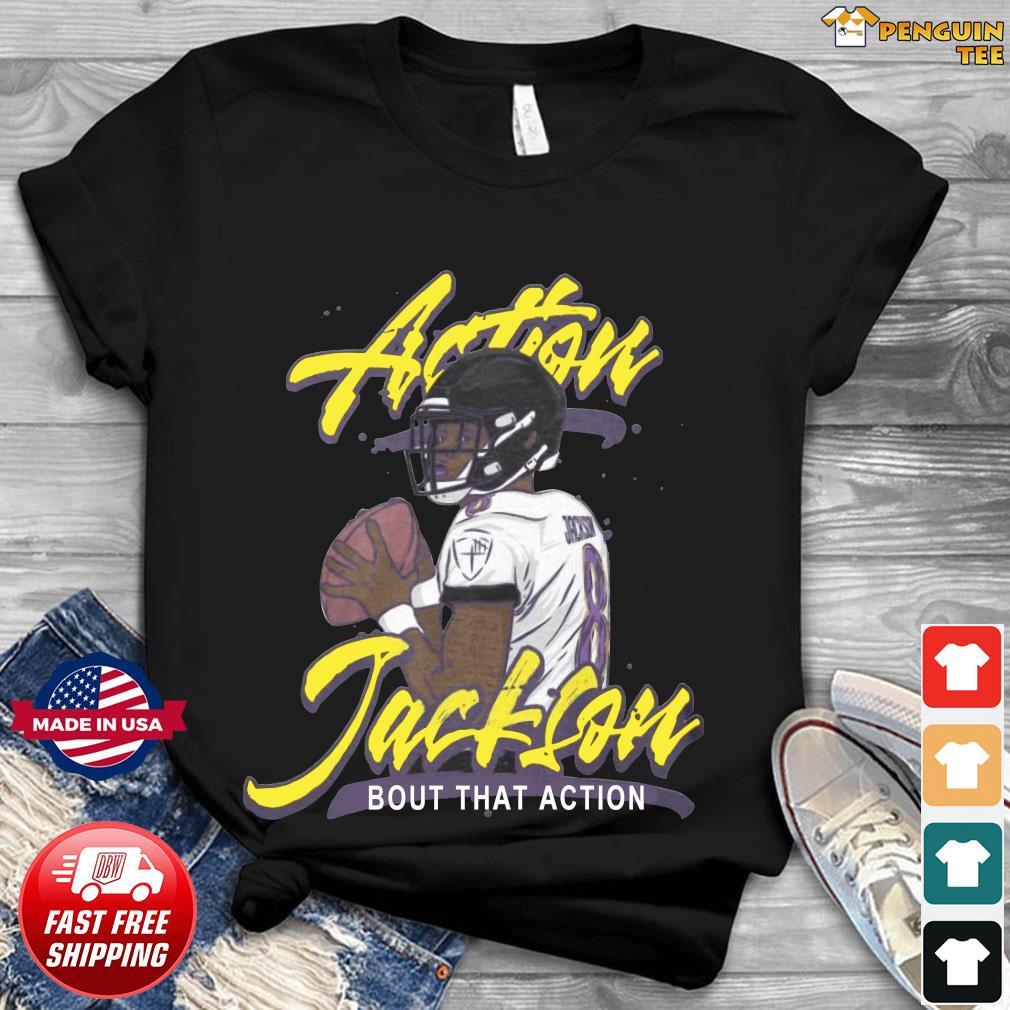 Action Jackson Bout That Action Shirt Shirt