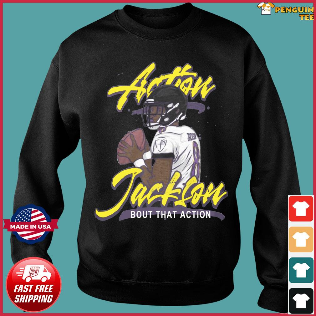 Action Jackson Bout That Action Shirt Sweater