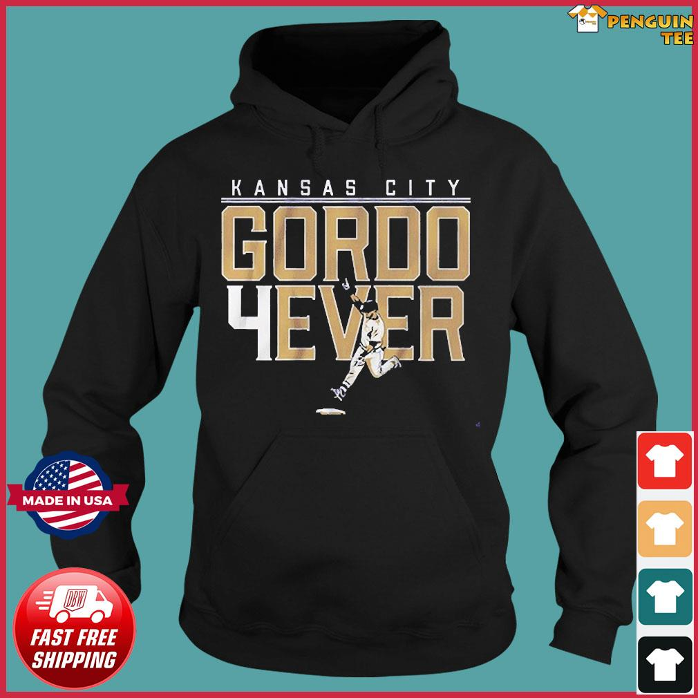 Alex Gordon Gordo 4ever Shirt Kansas City Hoodie