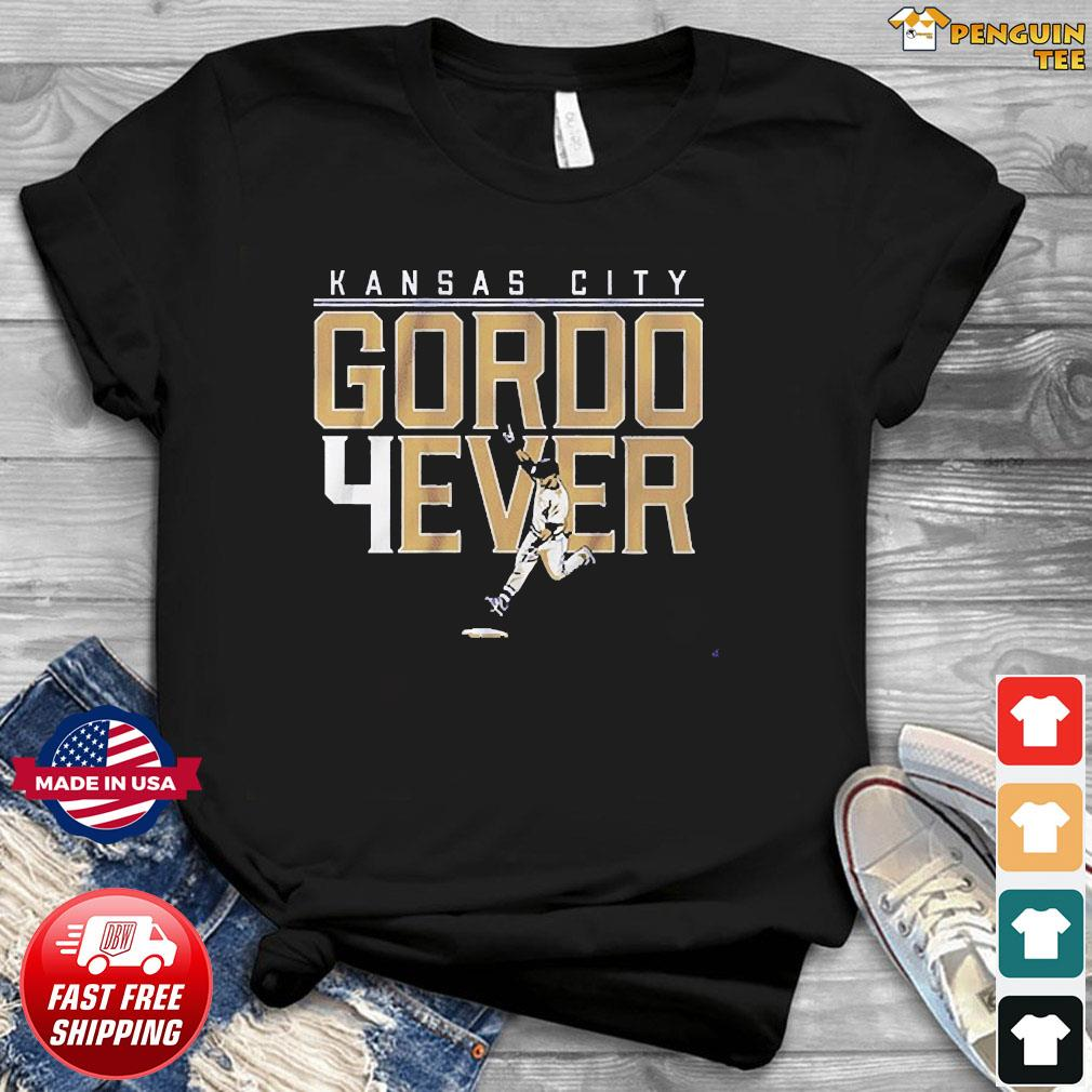 Alex Gordon Gordo 4ever Shirt Kansas City