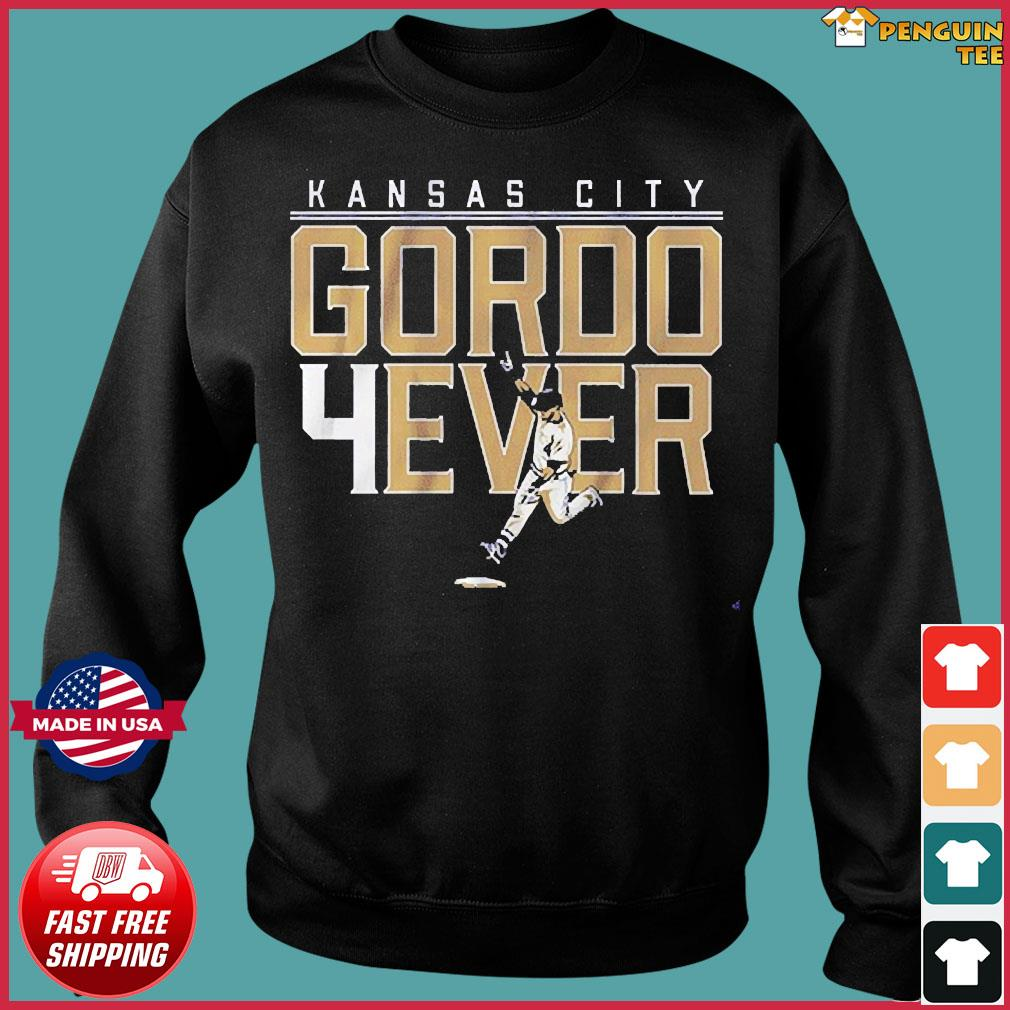 Alex Gordon Gordo 4ever Shirt Kansas City Sweater