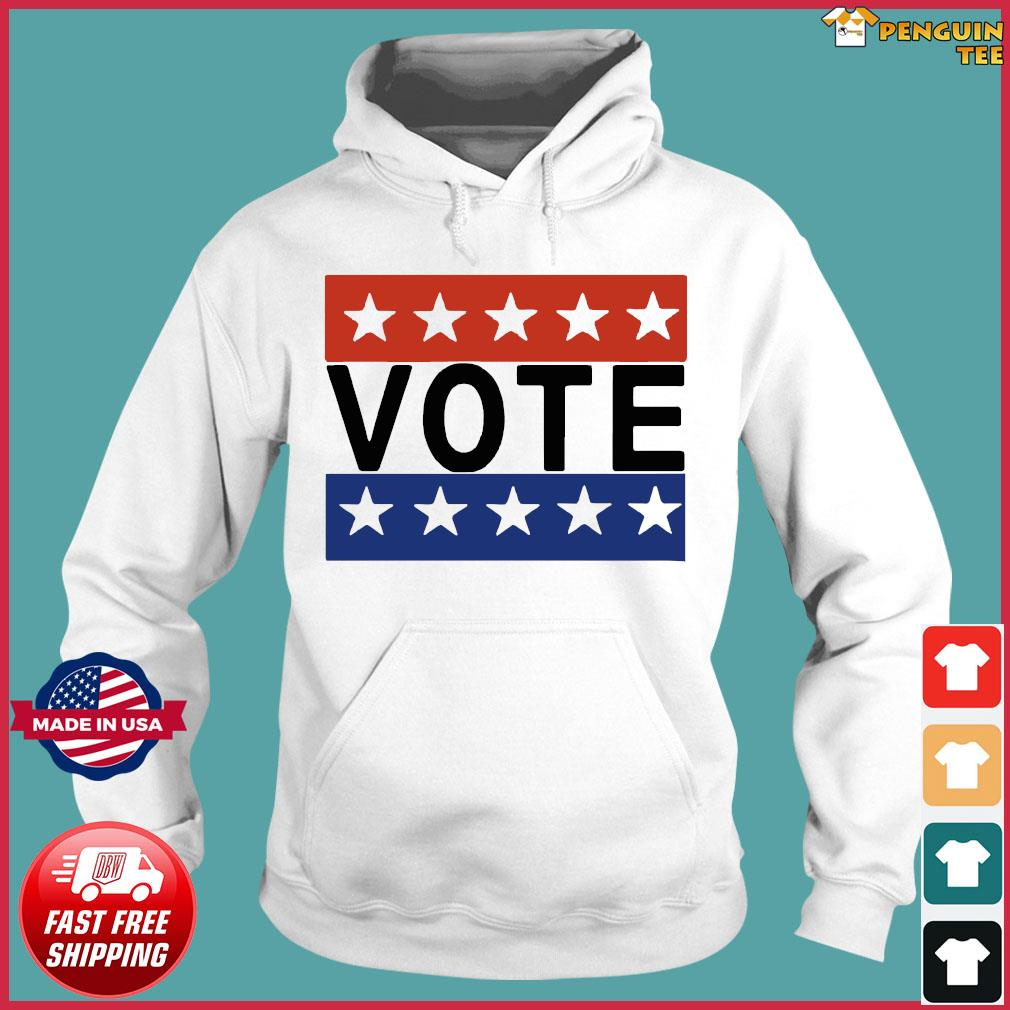 Election Day Rock The Vote Shirt Hoodie