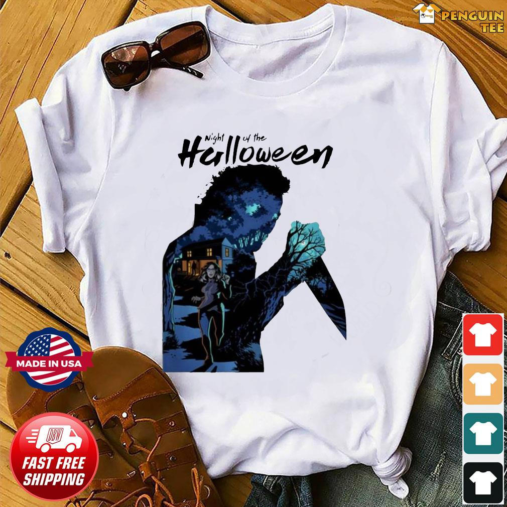 Michael Myers Night Of The Halloween Shirt
