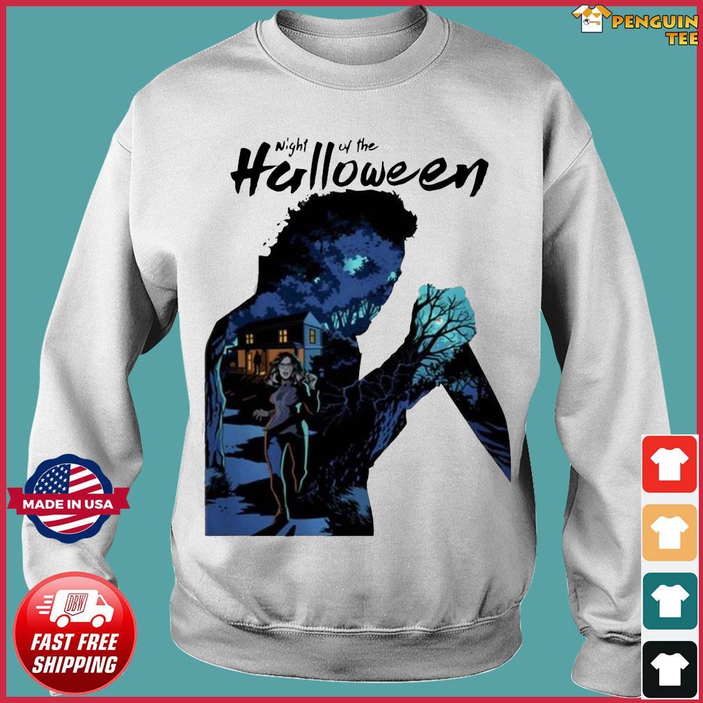 Michael Myers Night Of The Halloween Shirt Sweater