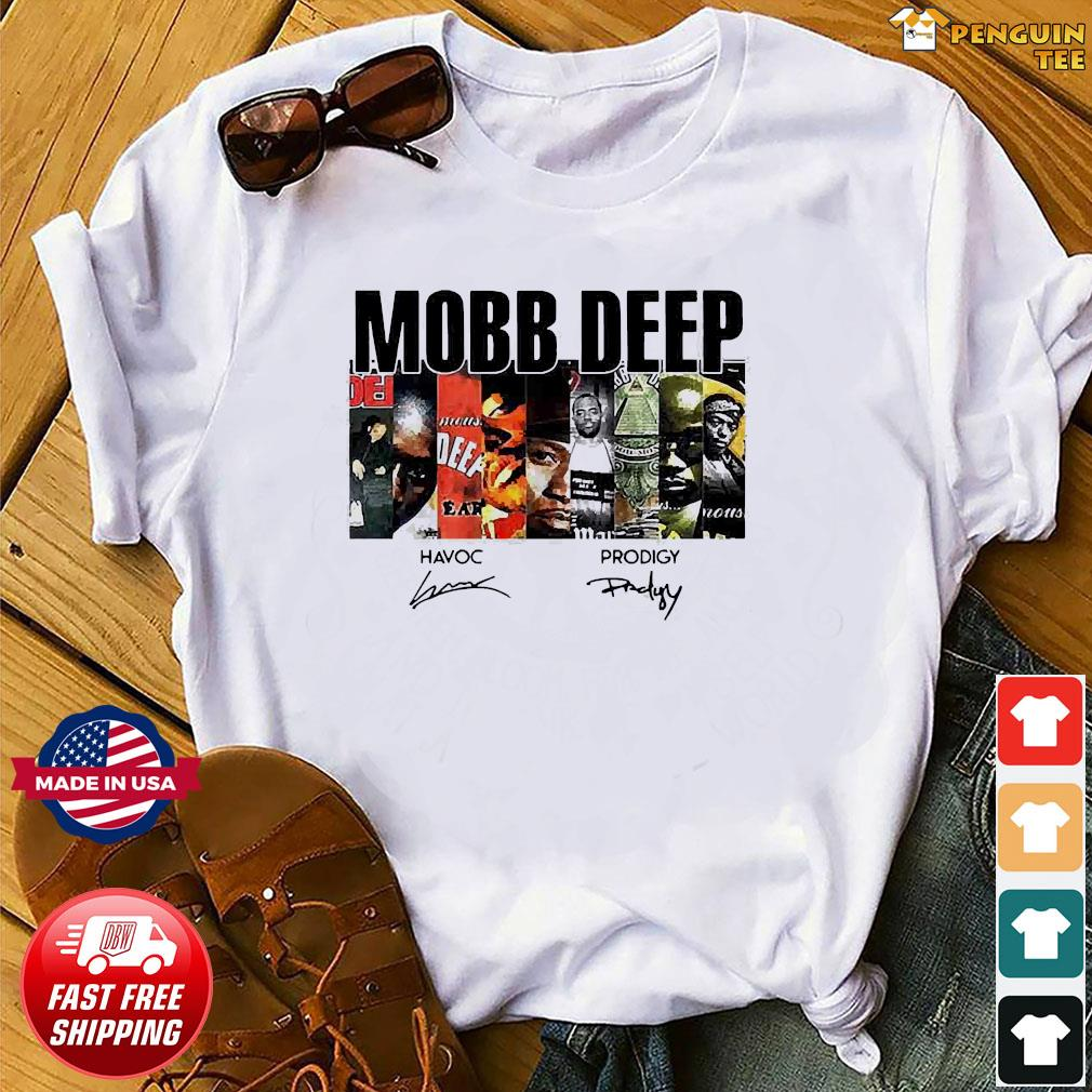 Mobb Deep Signature Shirt