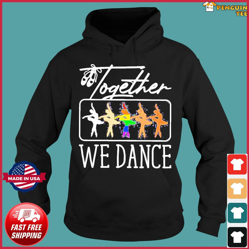 Offcial Bale Together We Dance Shirt Hoodie