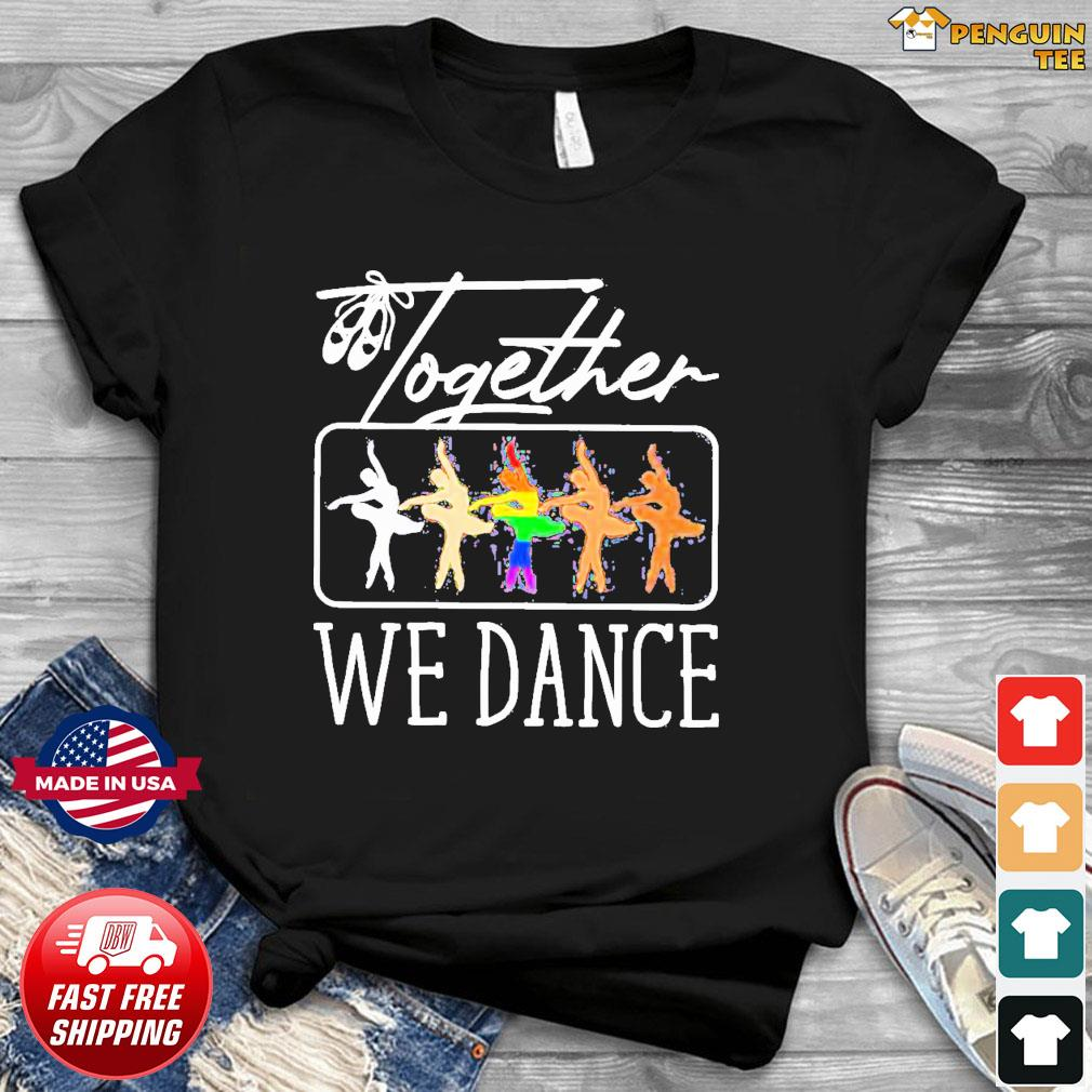 Offcial Bale Together We Dance Shirt