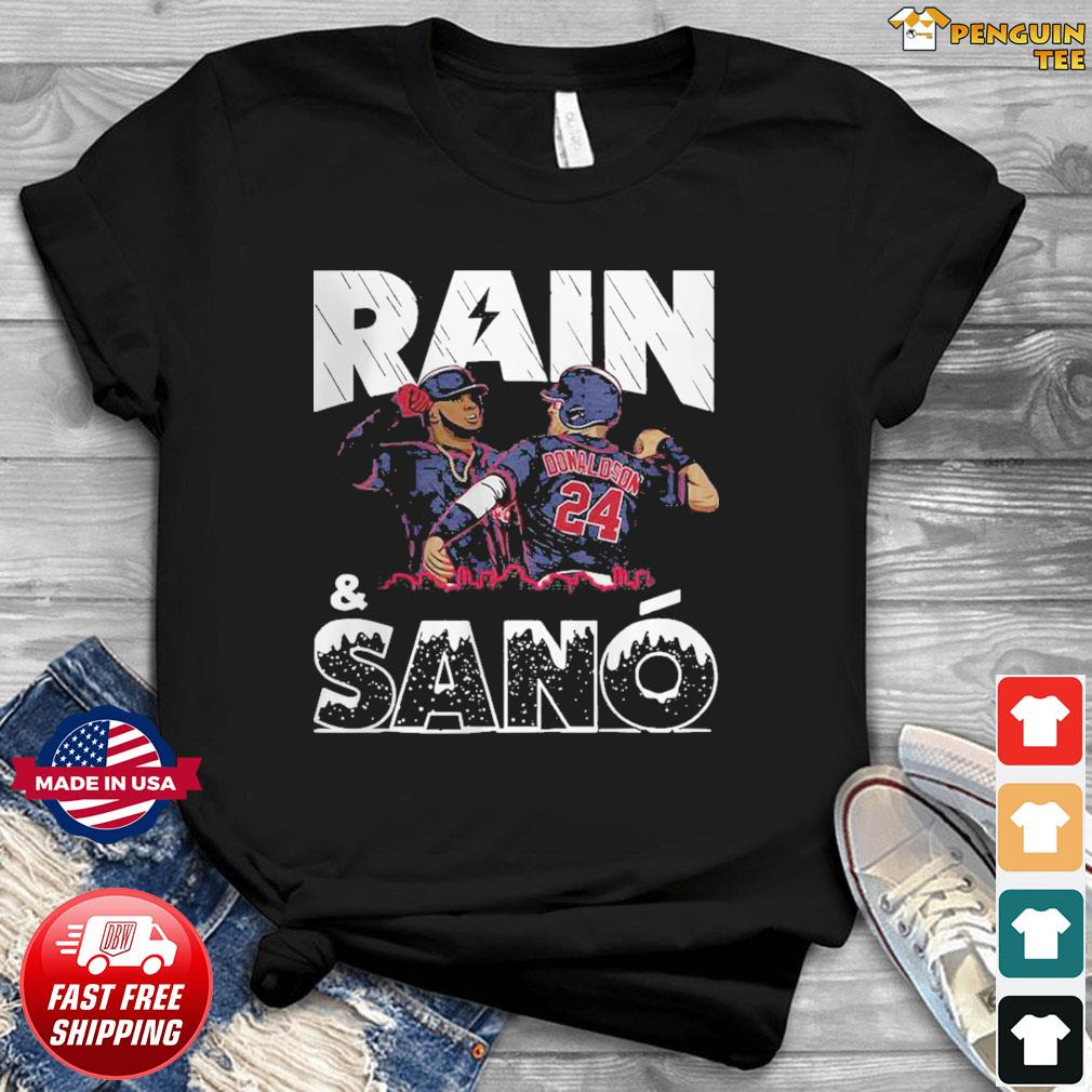 Rain Sanó Minnesota Baseball Shirt