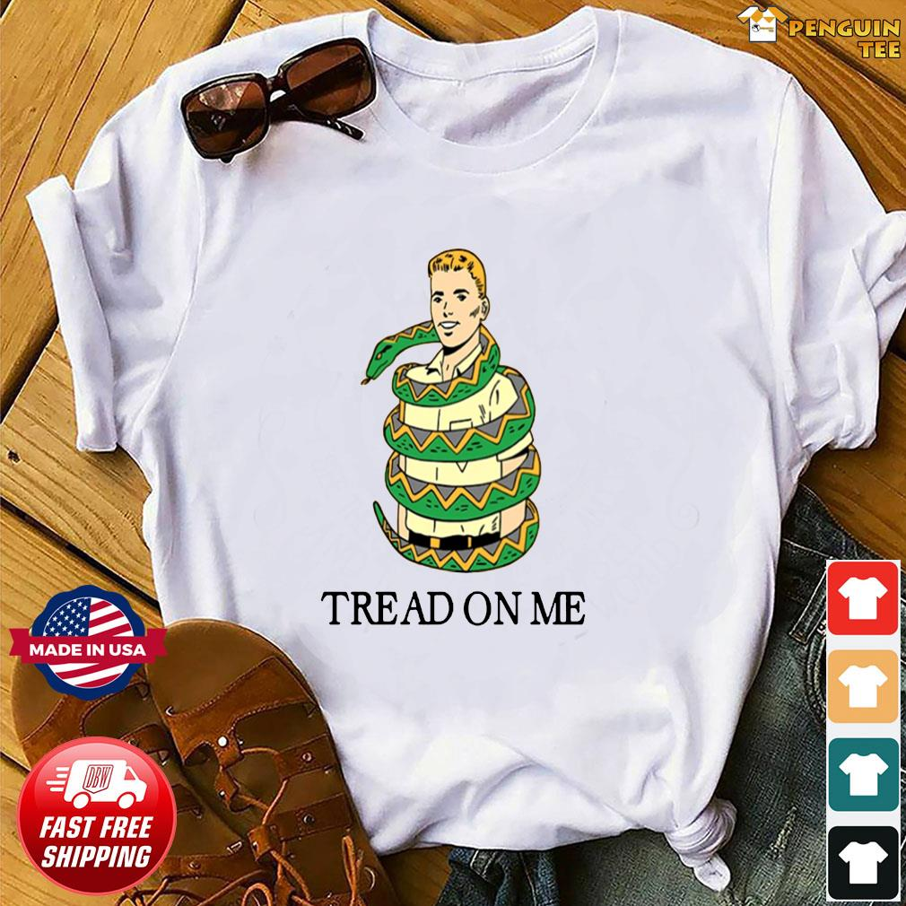 Kyle Rittenhouse Tread On Me Shirt Hoodie Sweater Long Sleeve And Tank Top