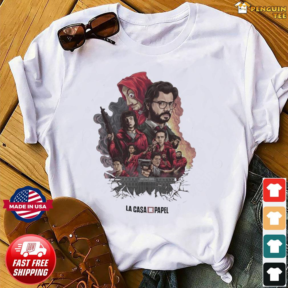 The La Casa De Papel T-shirt
