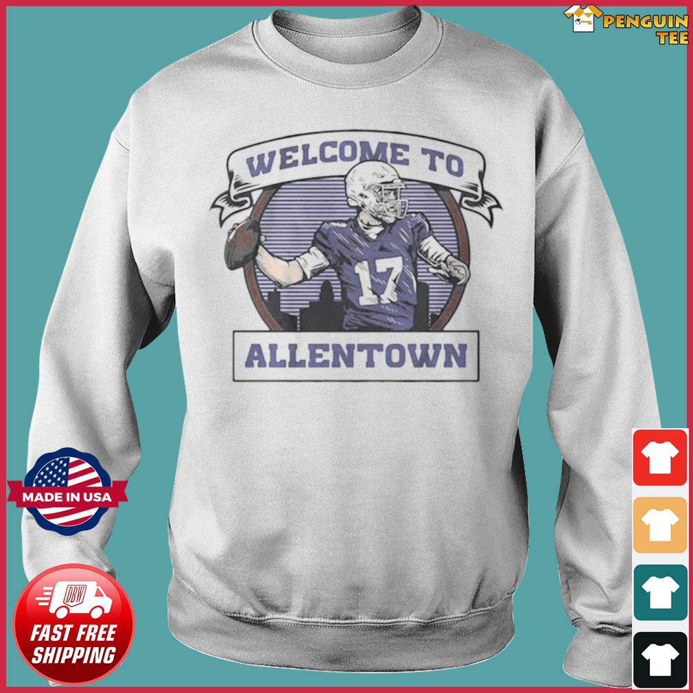 Welcome to Allentown s Sweater